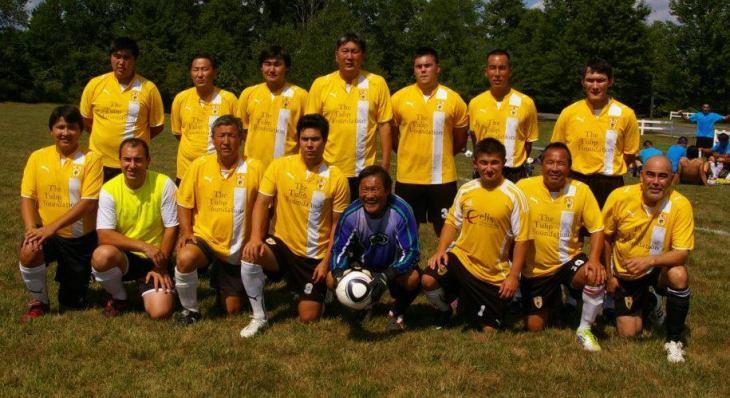 Djangar_soccer_team